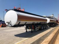 Fuel Tank Trailers for Caribbean
