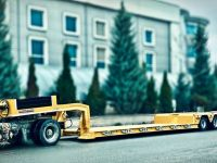 Removable Gooseneck Trailers RGN