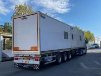 Mobile Hospital Semi Trailer