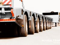 8 Axles Lowbed Trailer upto 100 Ton