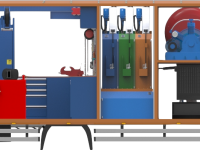 Mobile Workshop Truck - MWS