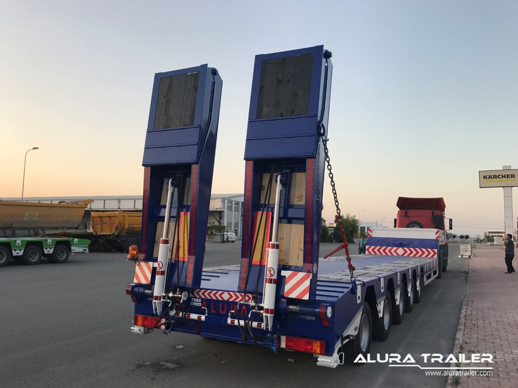 Lowbed Trailer for Ukraine