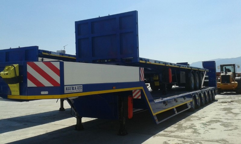 Lowbed Trailer Production