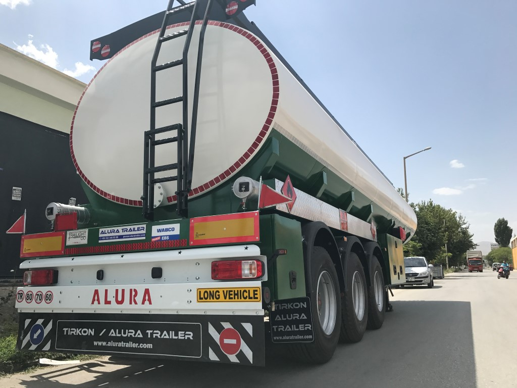 Tanker trailer for sale