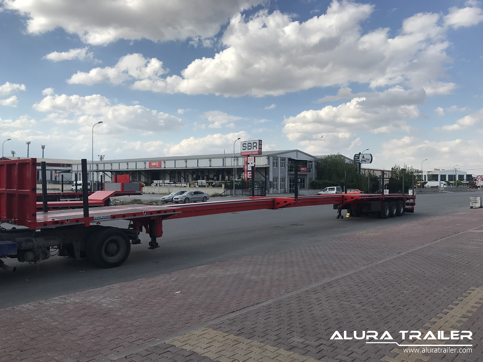 extendable flatbed alura
