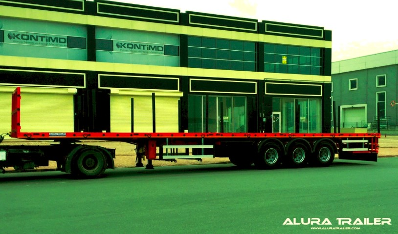 Flatbed Trailer Production